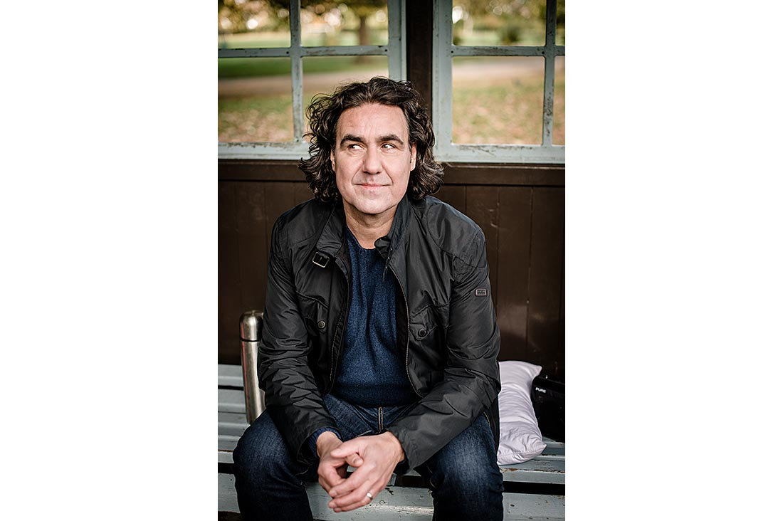 Micky Flanagan Portrait Photography