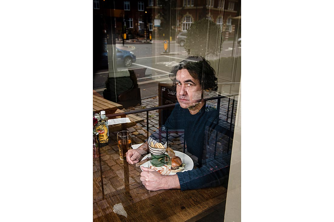 Micky Flanagan Portrait Photography The Plough 2x